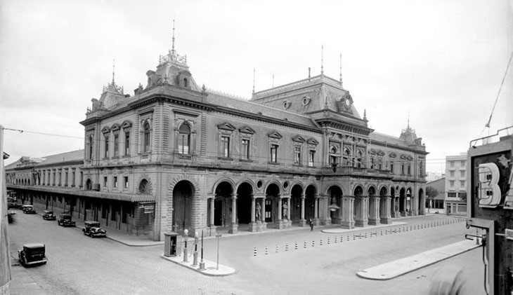 Estación Central Gral. Artigas