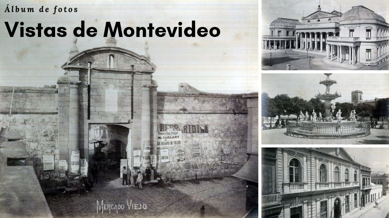 Videos de Montevideo Antiguo